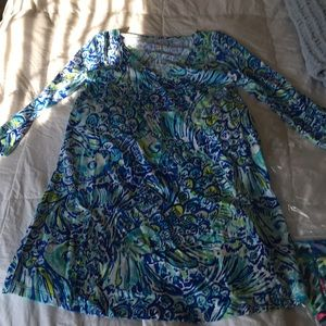 Lilly Pulitzer After Party Dress